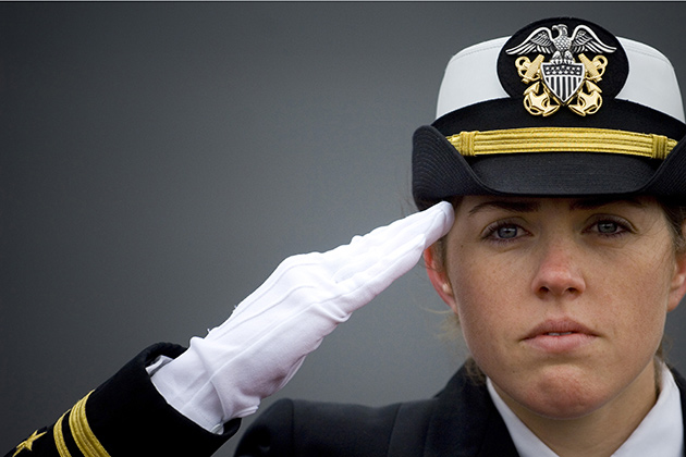We Salute Our Female Veterans