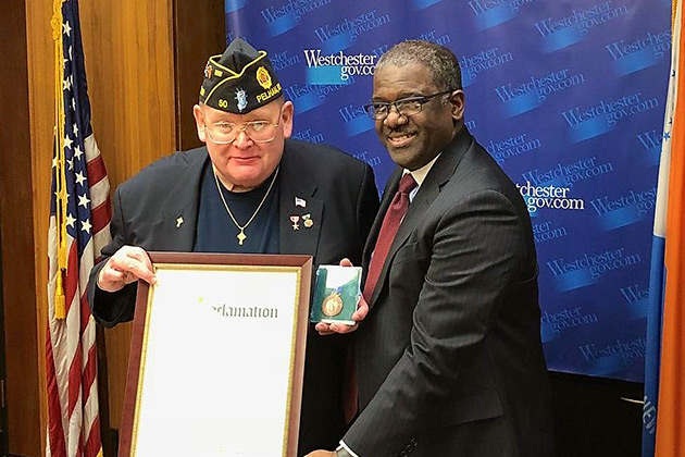 Vietnam Veteran Honored